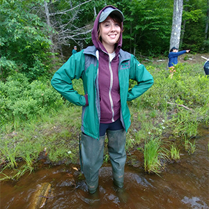 Erin Baccari is a master's candidate at the State University of New York College of Environmental Science and Forestry.