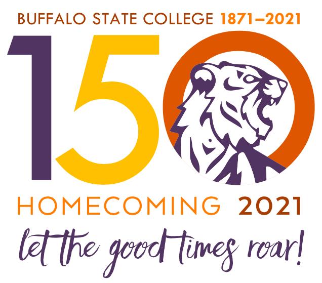 homecoming 2021 logo 150th