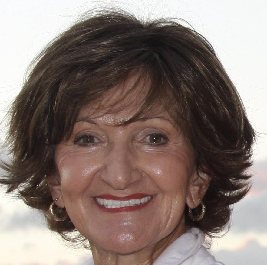 Rita Auerbach, '54,'74