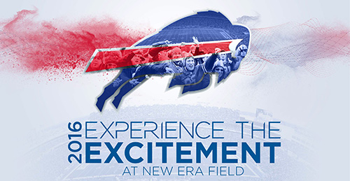 Buffalo Bills - Experience the excitement at New Era Field